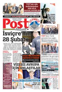 ŞUBAT / FEBRUAR 2016 SAYFALARI / SEİTEN